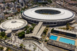 Maracana - Por Daniel Basil [CC BY 3.0], via Wikimedia Commons