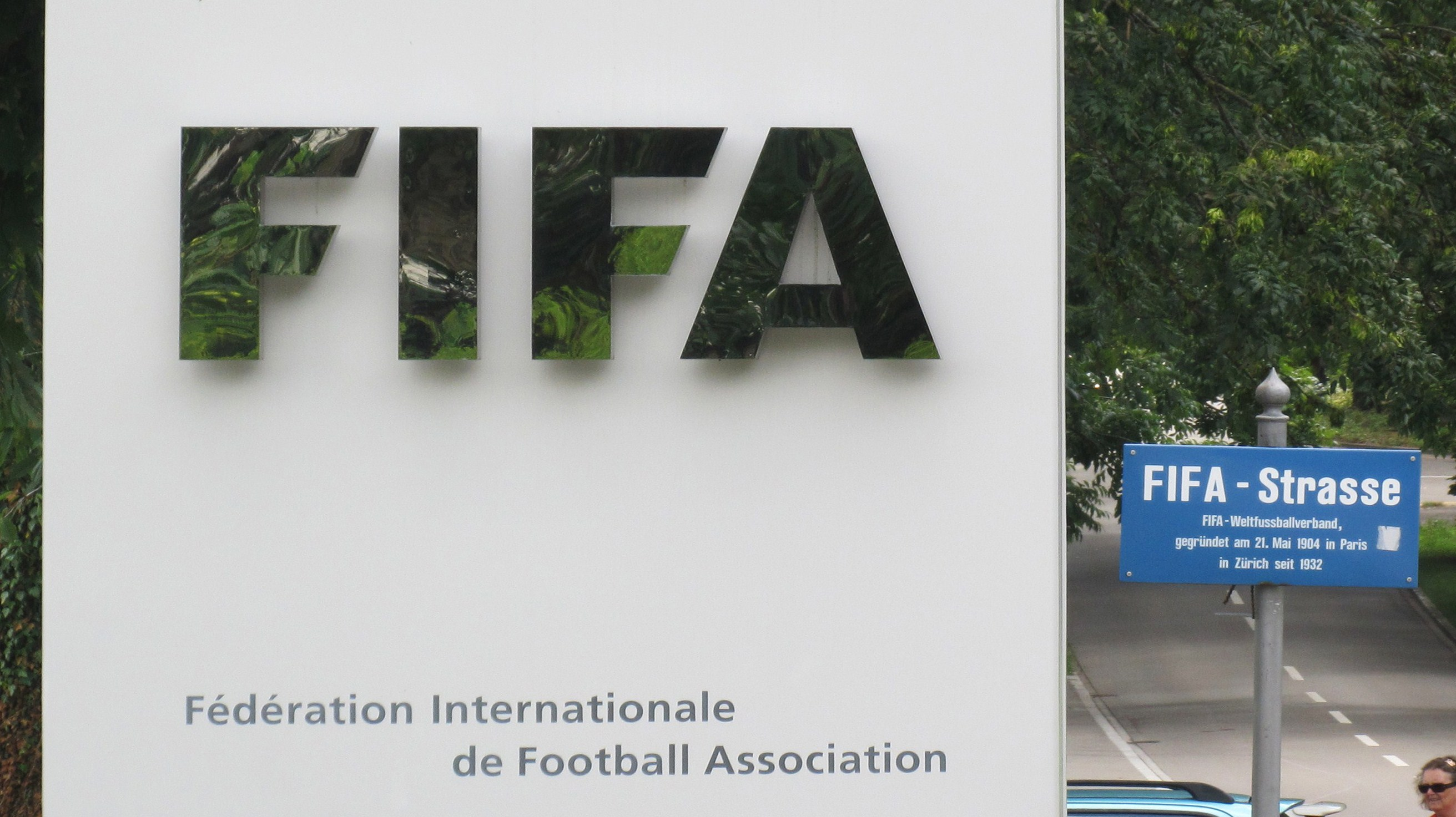 FIFA Headquarters - Por Juerg Hug [CC BY 3.0], via Wikimedia Commons