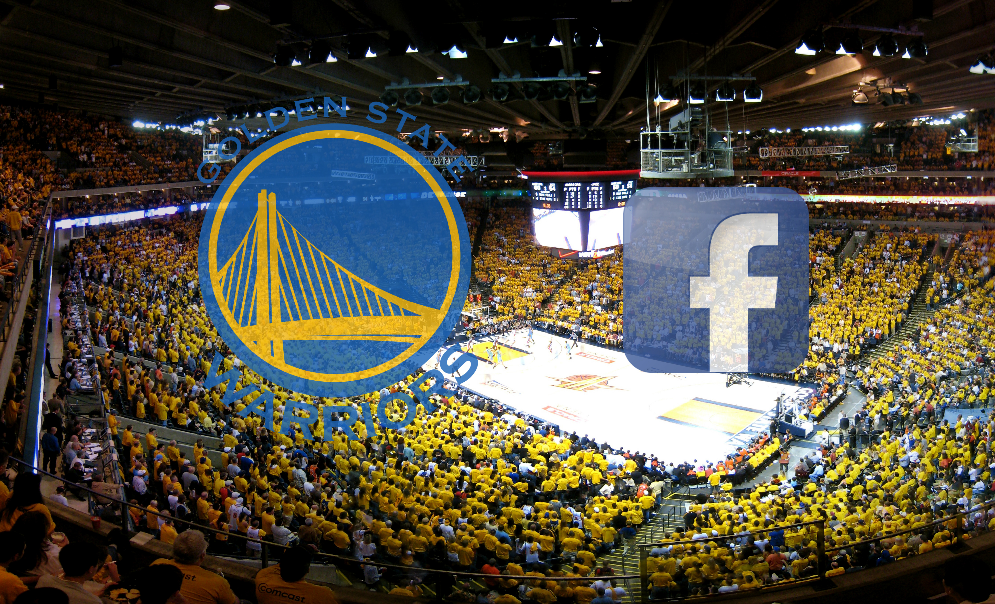 Golden State Warriors por Bryce Edwards CC BY 2.0], via Wikimedia Commons