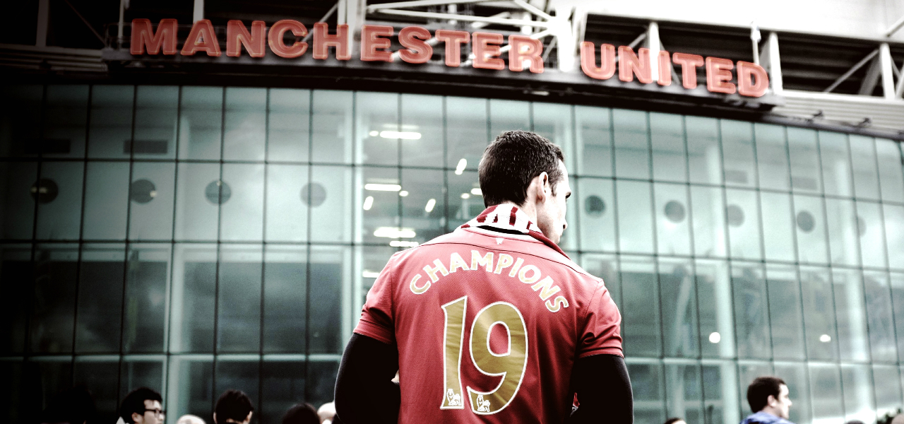 Aficionado del Man. United por Paul , CC-BY-SA ,