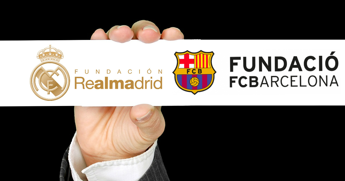 fundaciones-de-real-madrid-y-barcelona